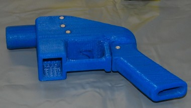 Sehen aus wie Spielzeug, sind aber scharf: Schusswaffen aus dem 3D-Drucker