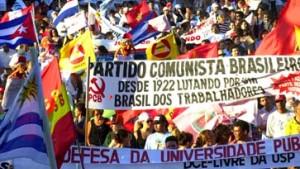 Gegen-Davos in Brasilien