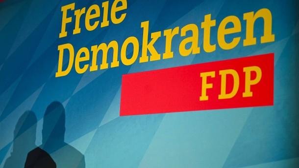 FDP unter Fünf-Prozent-Marke