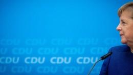 """CDU kündigt Wahlkampf """"strikt nach Satzung"""" an"""