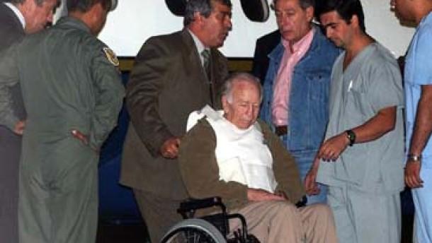 Argentinien schiebt Schäfer nach Chile ab