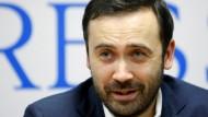 Nein zum Anschluss: Ilja Ponomarjow
