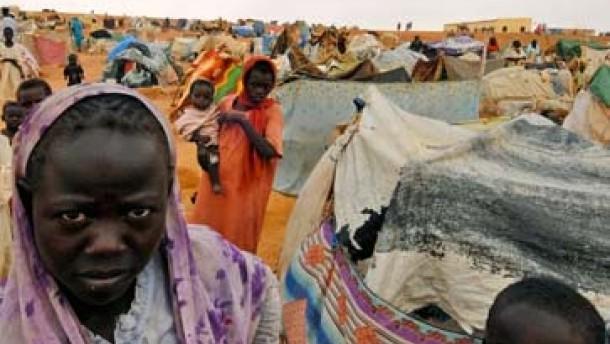 EU: Sudans Regierung bombardiert Zivilisten