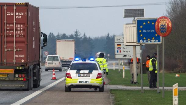 Dänemark führt Passkontrollen an deutscher Grenze ein