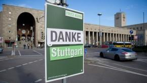 Oberbürgermeisterwahl in Stuttgart