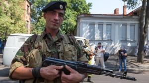 Zweifelhafte Majdan-Kämpfer