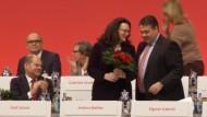 SPD verpasst Führung einen Dämpfer