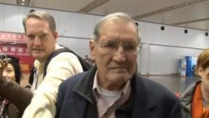 Amerikanischer Kriegsveteran freigelassen
