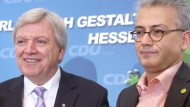 CDU und Grüne einigen sich auf Koalition