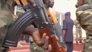 EU schickt Soldaten nach Zentralafrika