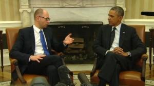 Obama: Wir weisen Referendum vollständig zurück