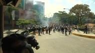 Venezuela kommt nicht zur Ruhe