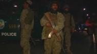 Anschlag auf Luxushotel in Kabul
