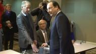 Wähler strafen Hollande bei Kommunalwahl ab