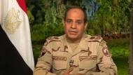 Ägyptischer Armeechef will auch Präsident werden