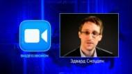 Edward Snowden darf dem Präsidenten eine Frage stellen