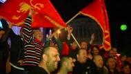 Konservative gewinnen Wahlen in Mazedonien