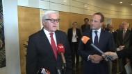 Steinmeier: Schröder steht frei zu entscheiden wo er Geburtstage feiert