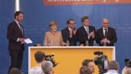 Merkel mischt mit