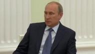 Putin macht Hoffnung auf Entspannung