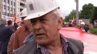 Tausende gehen in  gegen Erdogan auf die Straße