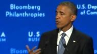Obama verspricht Afrika Geld