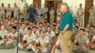USA schicken mehr Militärberater in den Irak