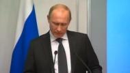 Kiew lehnt Putins Sieben-Punkte-Plan ab