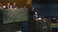 Leonardo di Caprio warnt vor Klimawandel