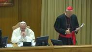 Gemischte Reaktionen auf neuen Tonfall des Vatikans