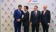 Europa-Asien-Gipfel beginnt