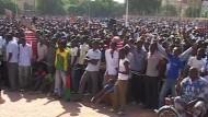 Proteste in Burkina Faso dauern an