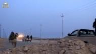 1500 zusätzliche Soldaten gegen den IS