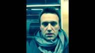 Nawalny auf dem Weg zu Protestkundgebung festgenommen