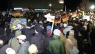 Pegida marschiert wieder