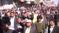 Machtvakuum im Jemen