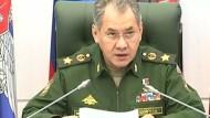 Russland verkündet Truppenverstärkung