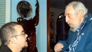 Neue Fotos von Fidel Castro