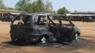 Selbstmordattentäterin tötet zehn Menschen