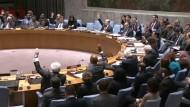 UN-Sicherheitsrat fordert sofortige Waffenruhe