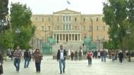 Keine Einigung auf weitere Kredite für Griechenland