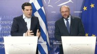 Tsipras will Beschlüsse vom 20. Februar umsetzen