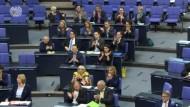 Cannabis-Gesetzesentwurf im Bundestag präsentiert