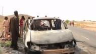 Pannen und Gewalt begleiten Wahlen in Nigeria