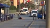 Schüsse vor Polizeiwache in Istanbul