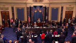 Amerikanischer Kongress stimmt für NSA-Reform