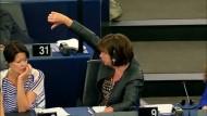 Hitzige TTIP-Debatte nach verschobener Abstimmung