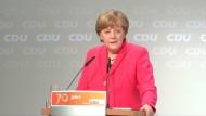 Merkel lobt Kompromissfähigkeit Europas