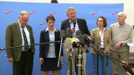 AfD-Chefin Petry: Essener Parteitag war ein Befreiungsschlag