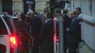 Atomverhandlungen in Wien fortgesetzt